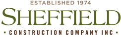 Sheffield Construction Company, Inc.   Est. 1974